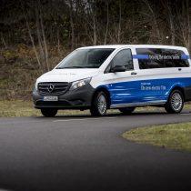 Фотография экоавто Mercedes-Benz eVito - фото 15