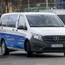 Фотография экоавто Mercedes-Benz eVito - фото 5