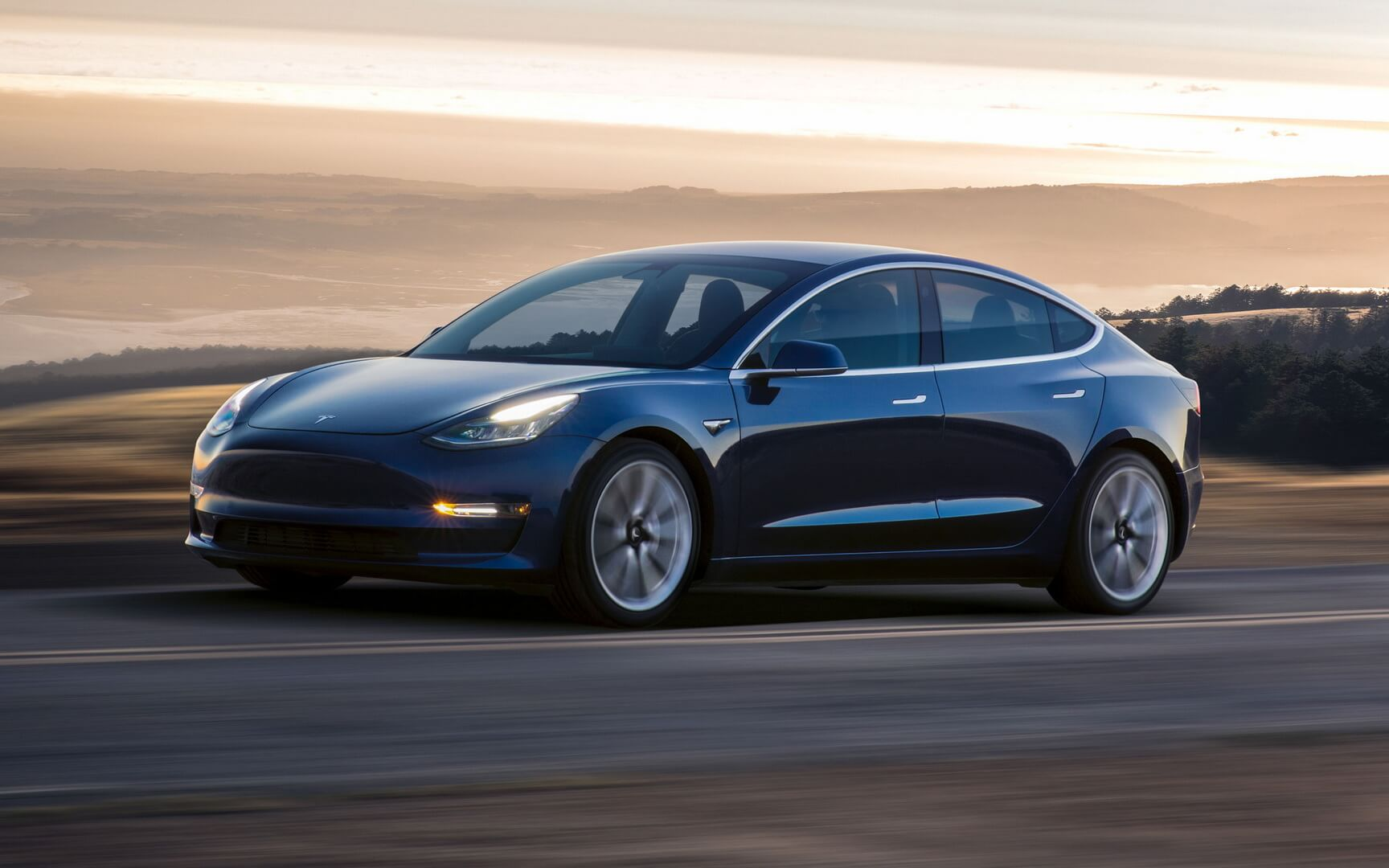 Фотография экоавто Tesla Model 3 Standard Range - фото 10