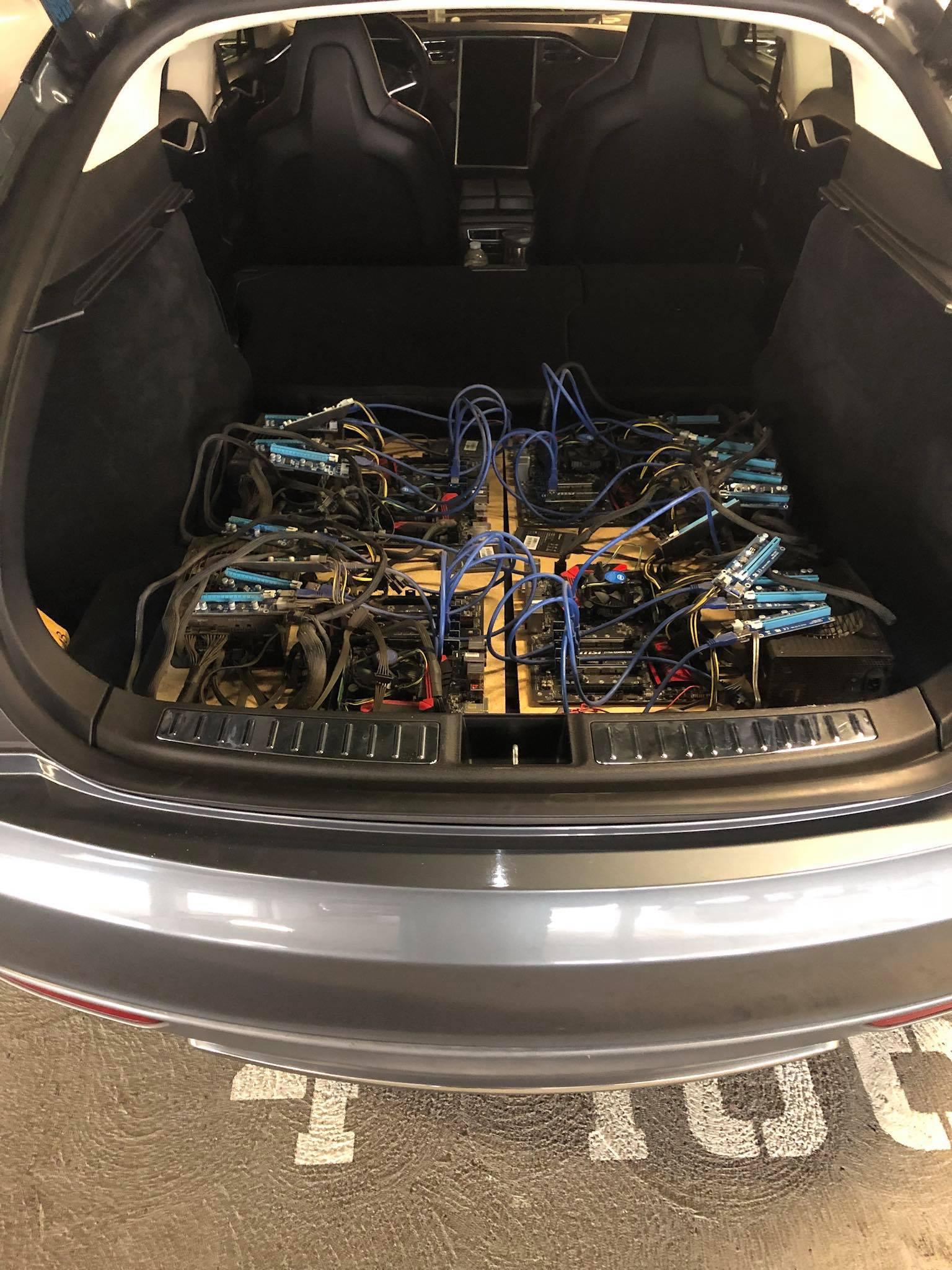 Графические процессоры в Tesla Model S