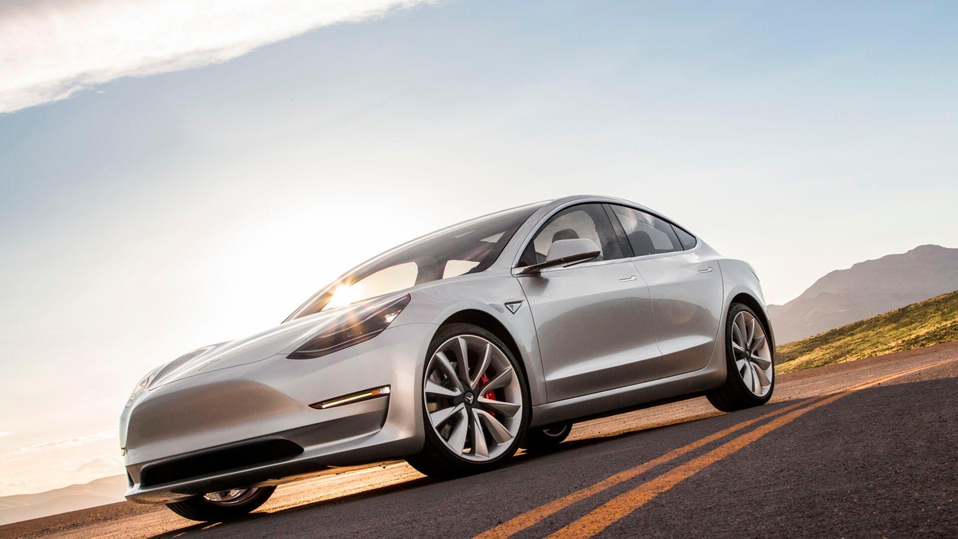 Фотография экоавто Tesla Model 3 Standard Range - фото 12