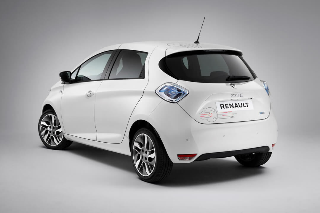 Электромобиль Renault ZOE в лимитированной серии встиле «звездных войн»