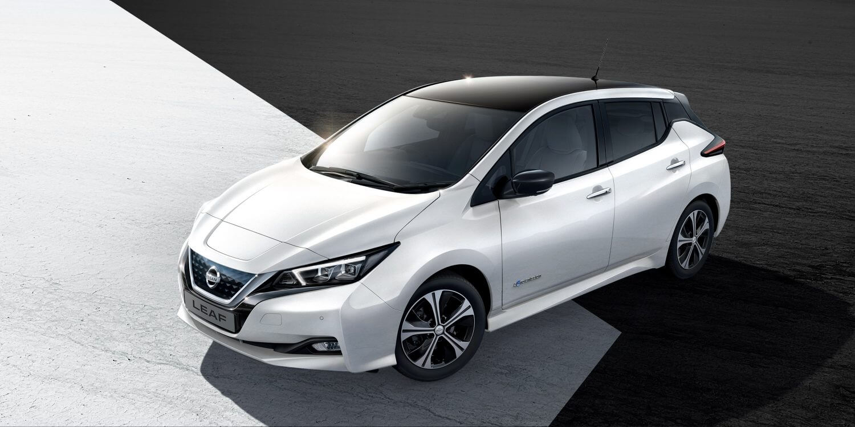 Новое поколение Nissan Leaf