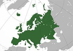 Зарядные станции в Европе