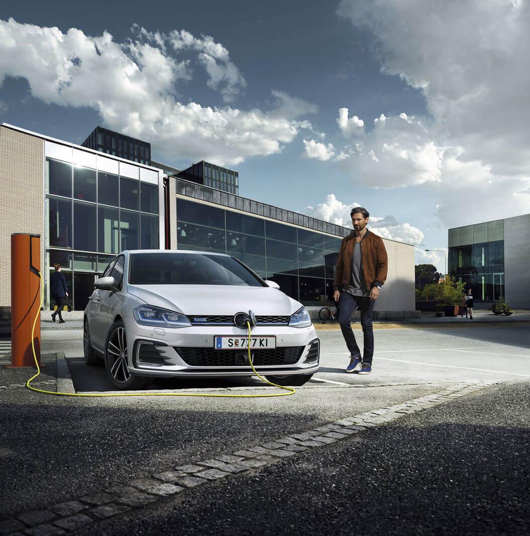 Зарядка Volkswagen Golf GTE