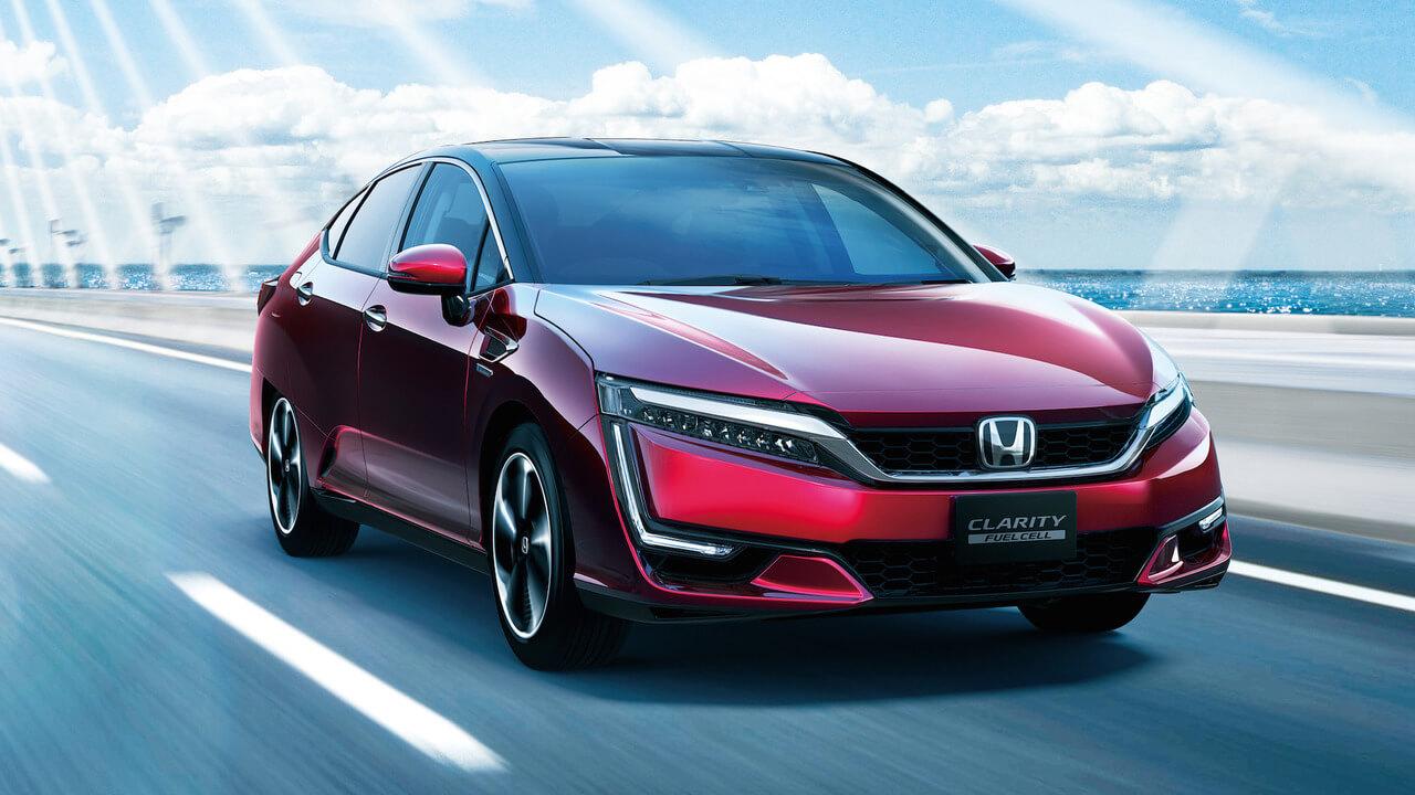 Honda Clarity FCEV
