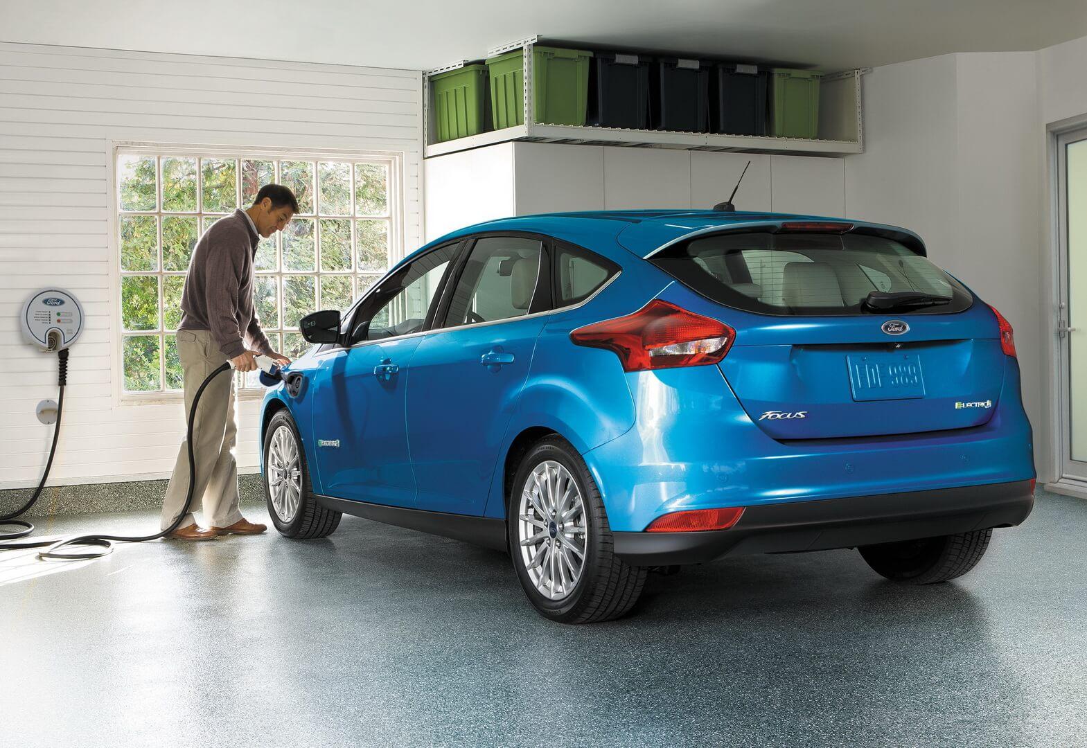 Ford Focus Electric второго поколения