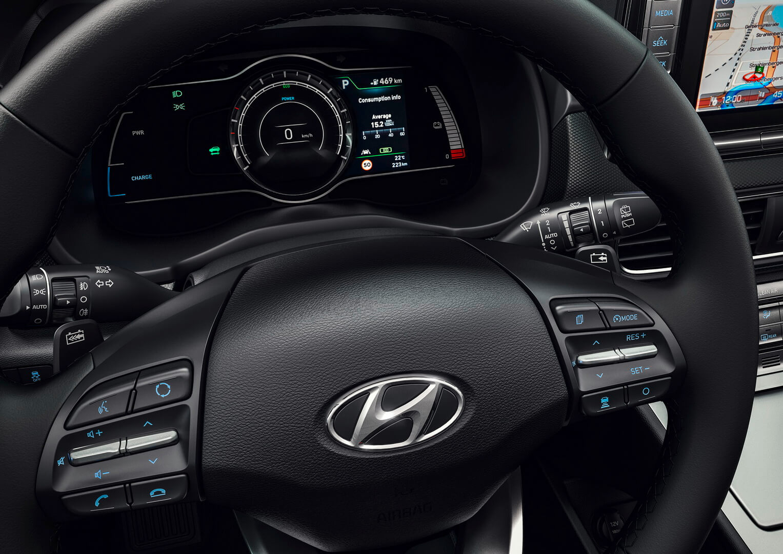 Фотография экоавто Hyundai Kona Electric «Long-range» - фото 10