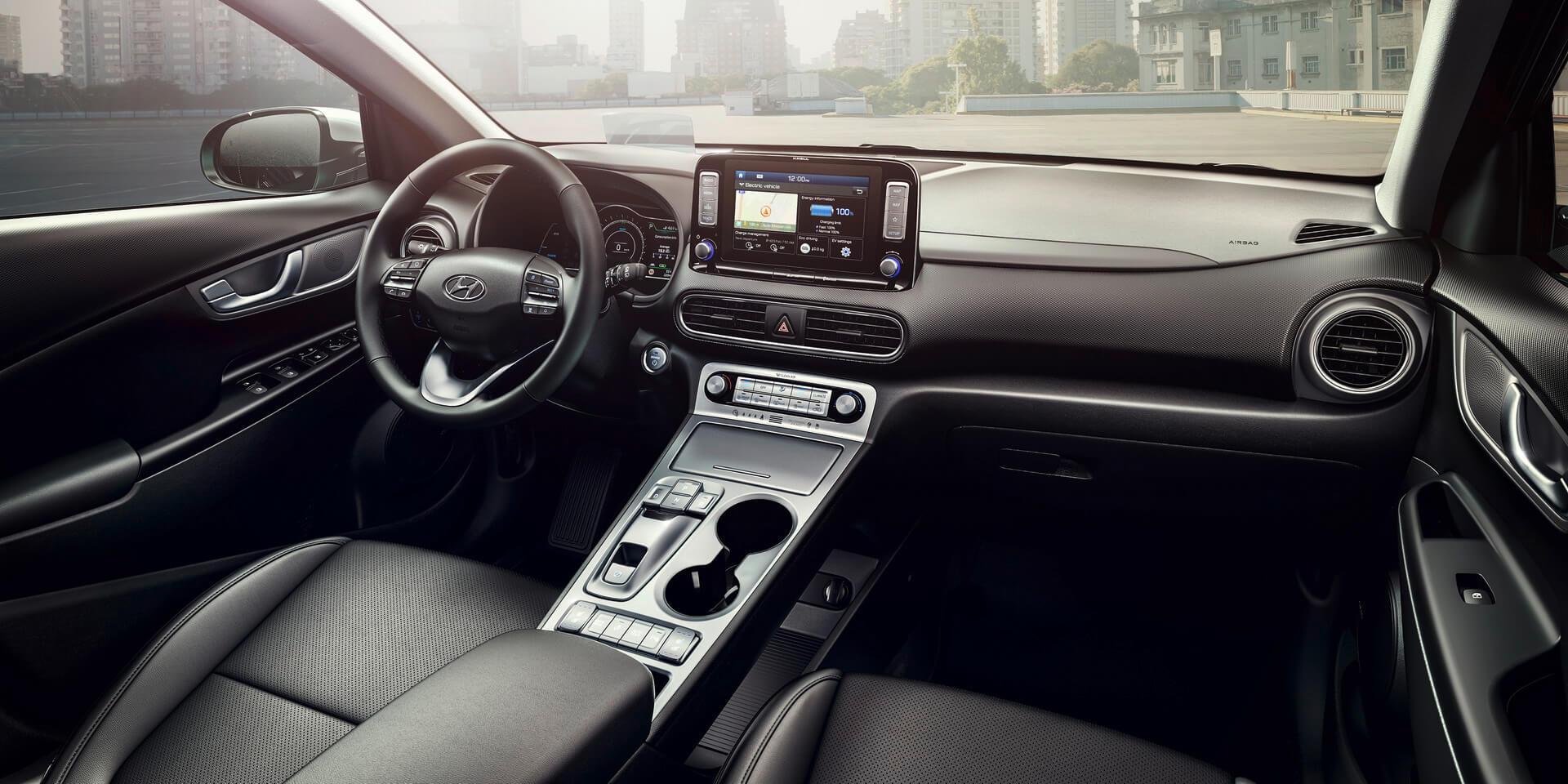 Фотография экоавто Hyundai Kona Electric «Long-range» - фото 7