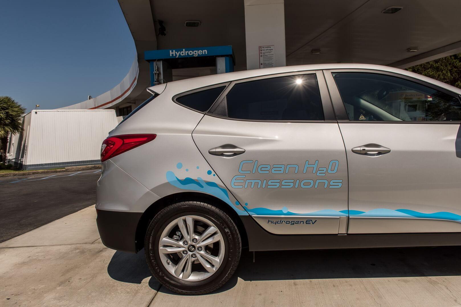 Фотография экоавто Hyundai Tucson/ix35 FCEV - фото 22