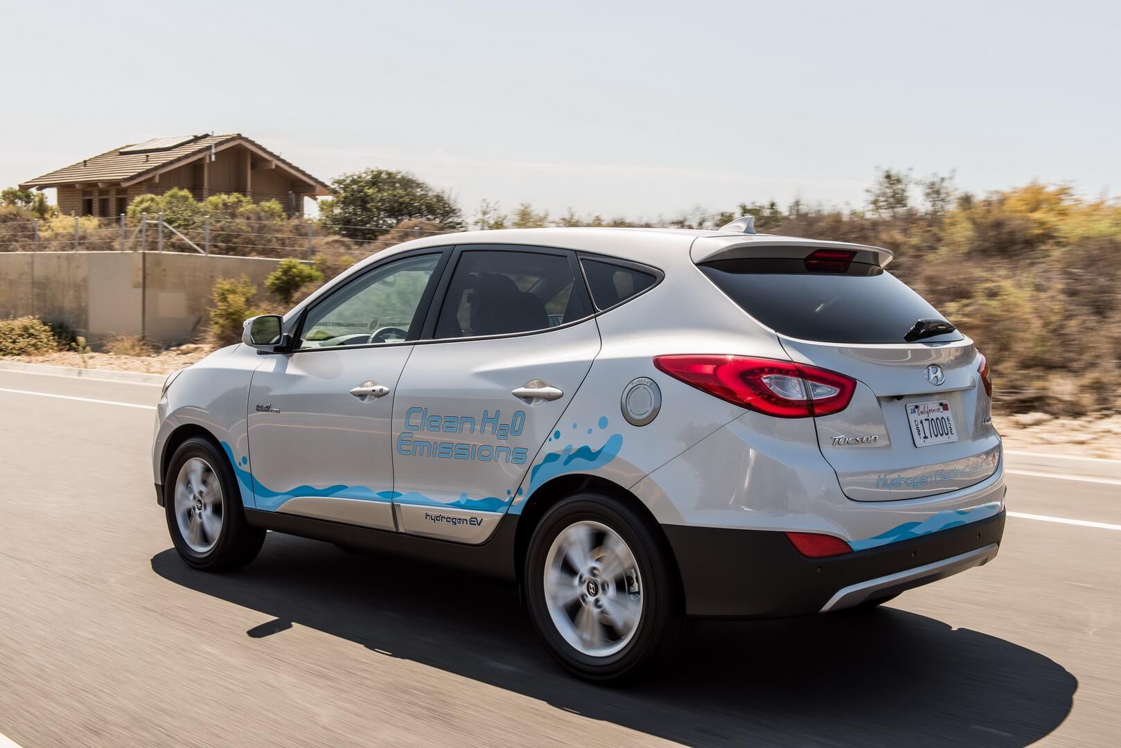 Фотография экоавто Hyundai Tucson/ix35 FCEV - фото 20
