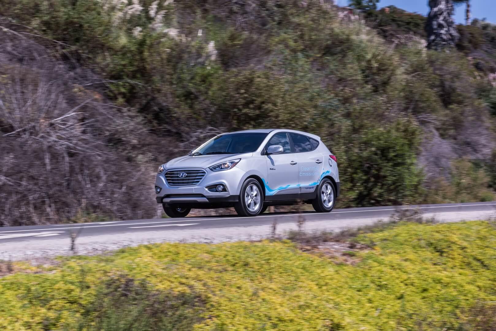 Фотография экоавто Hyundai Tucson/ix35 FCEV - фото 17
