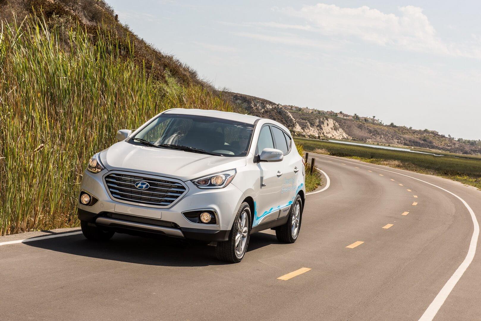 Фотография экоавто Hyundai Tucson/ix35 FCEV - фото 15