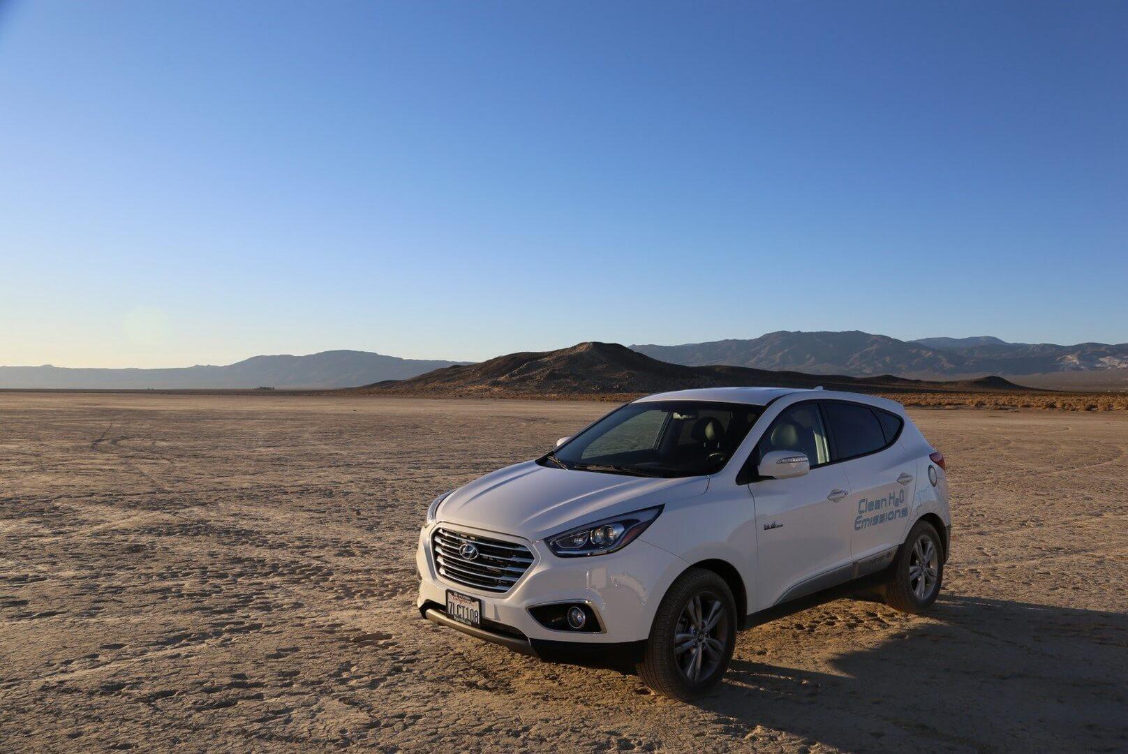 Фотография экоавто Hyundai Tucson/ix35 FCEV - фото 13