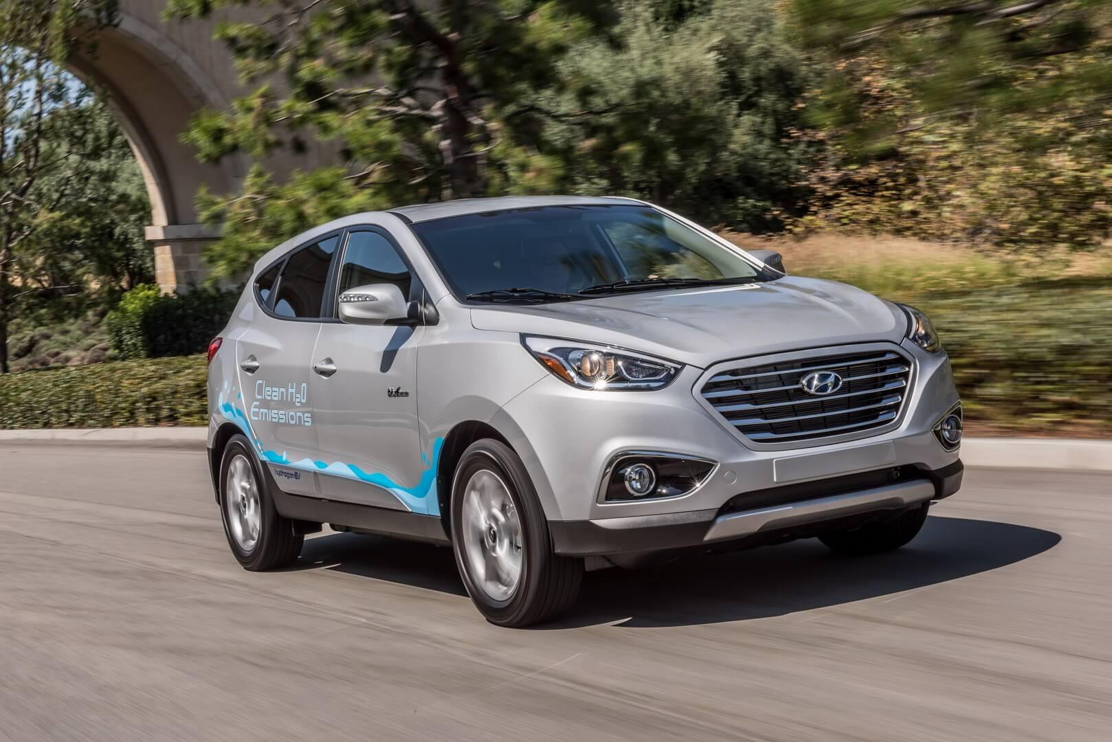 Фотография экоавто Hyundai Tucson/ix35 FCEV - фото 7