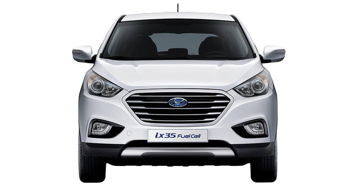 Электромобиль на топливных элементах Hyundai ix35 FCEV