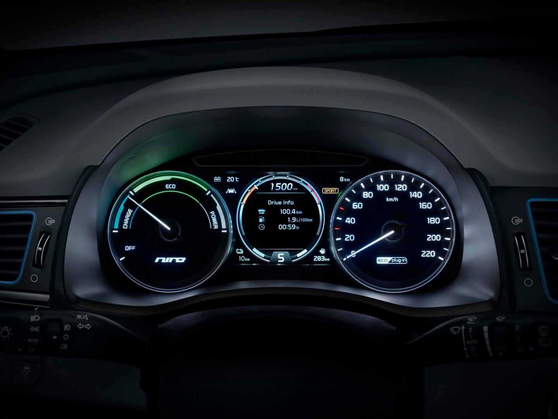 Фотография экоавто Kia Niro Plug-in Hybrid - фото 15