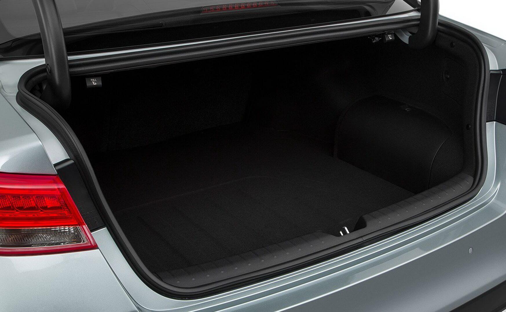 Багажник Kia Optima Plug-In Hybrid