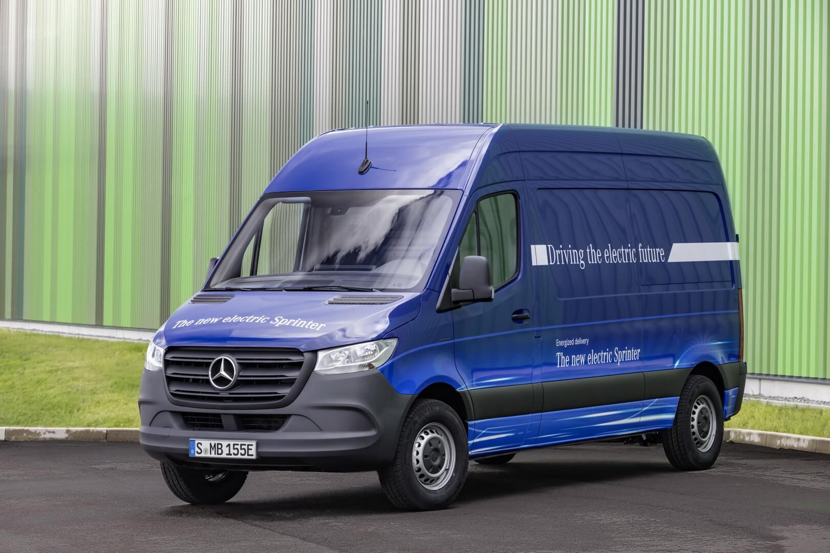 Mercedes-Benz eSpinter
