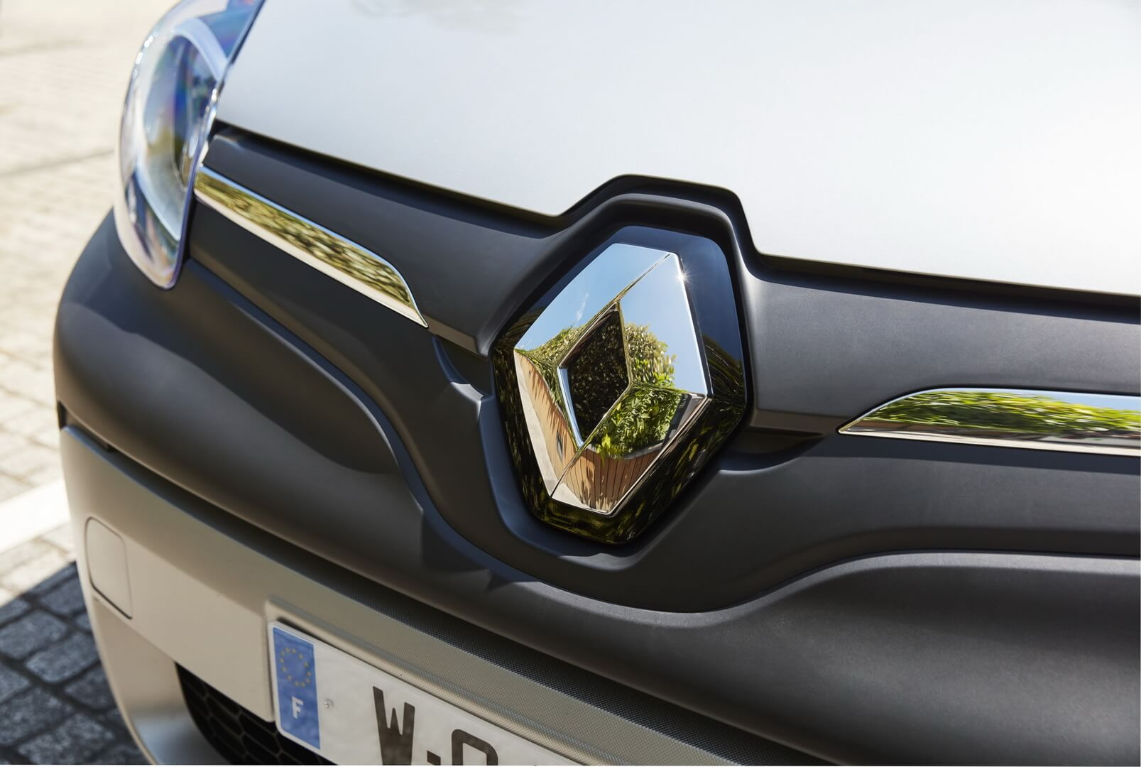 Фотография экоавто Renault Kangoo Z.E. 2017 - фото 28