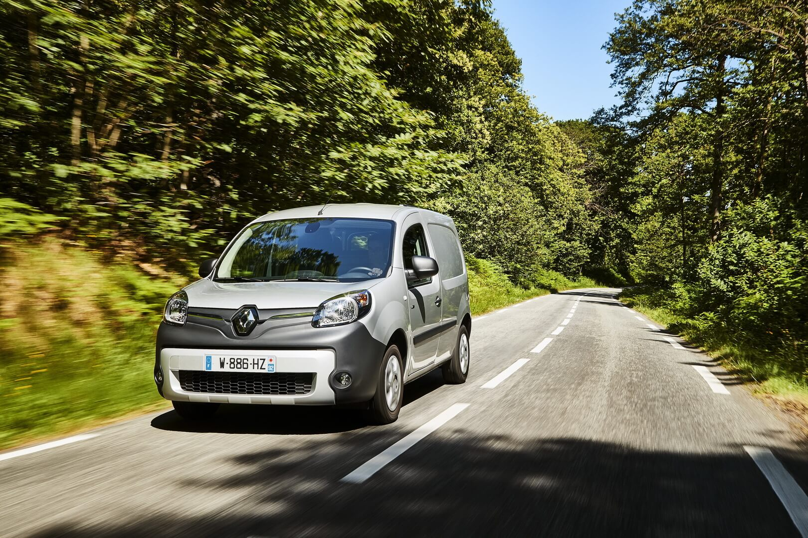 Фотография экоавто Renault Kangoo Z.E. 2017 - фото 7