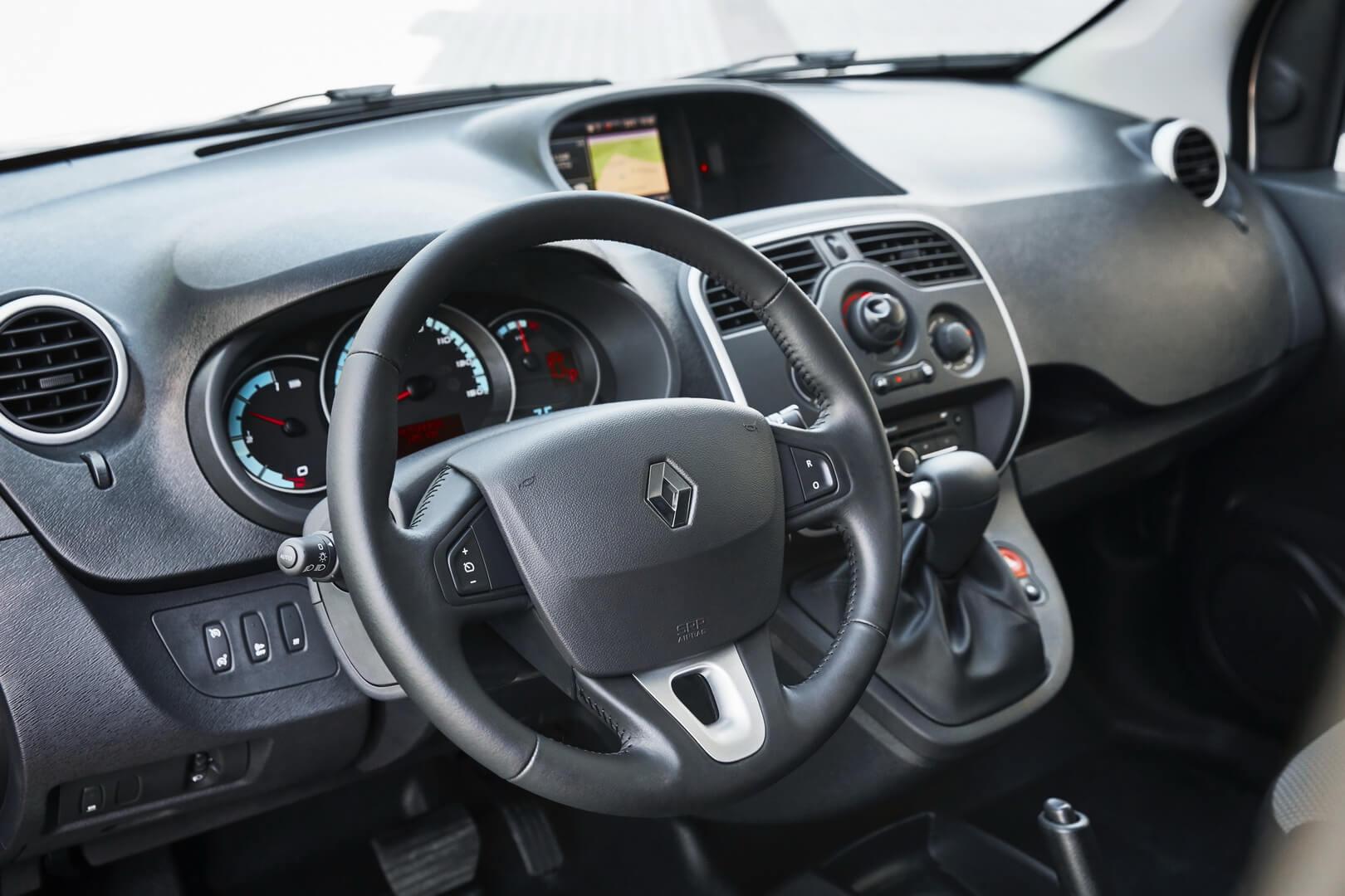 Фотография экоавто Renault Kangoo Z.E. 2017 - фото 46
