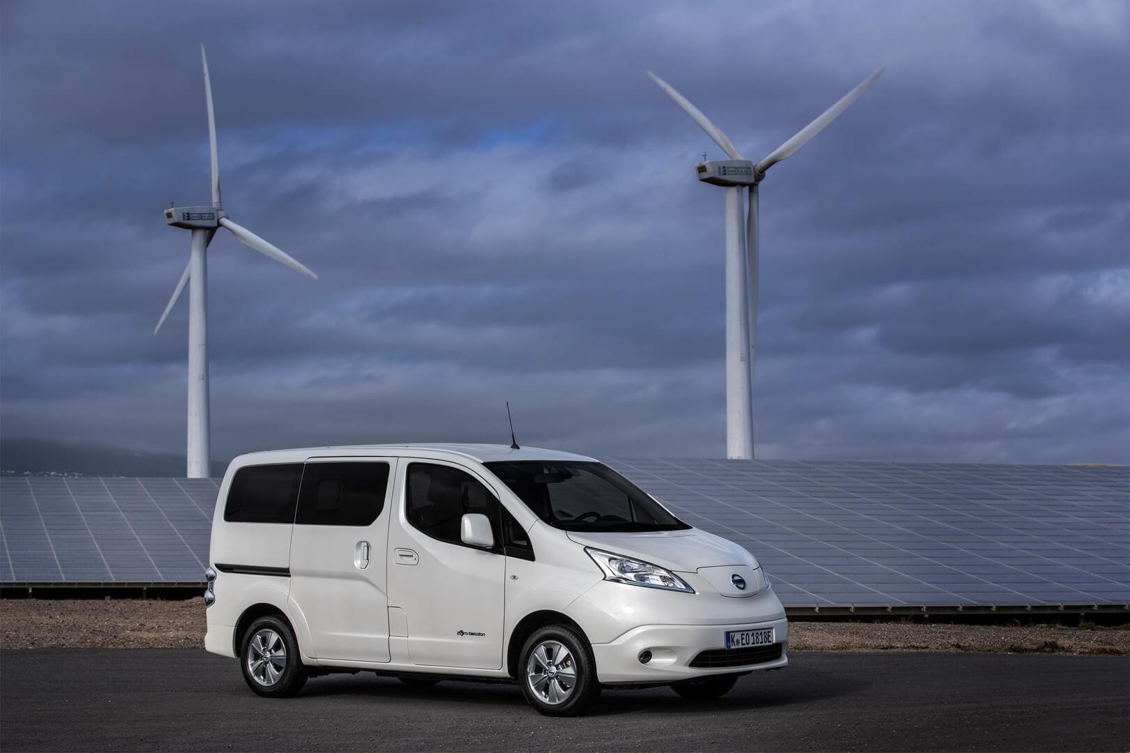 Фотография экоавто Nissan e-NV200 (40 кВт•ч) - фото 9