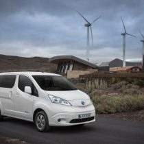 Фотография экоавто Nissan e-NV200 (40 кВт•ч) - фото 7