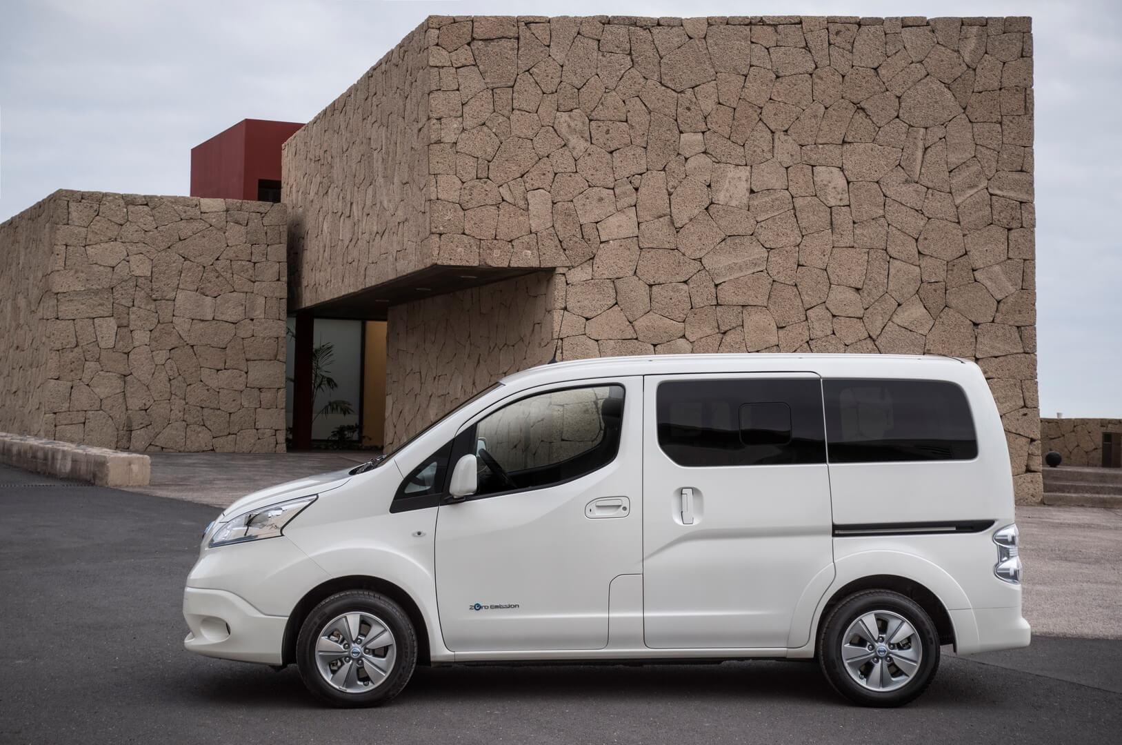 Фотография экоавто Nissan e-NV200 (40 кВт•ч)