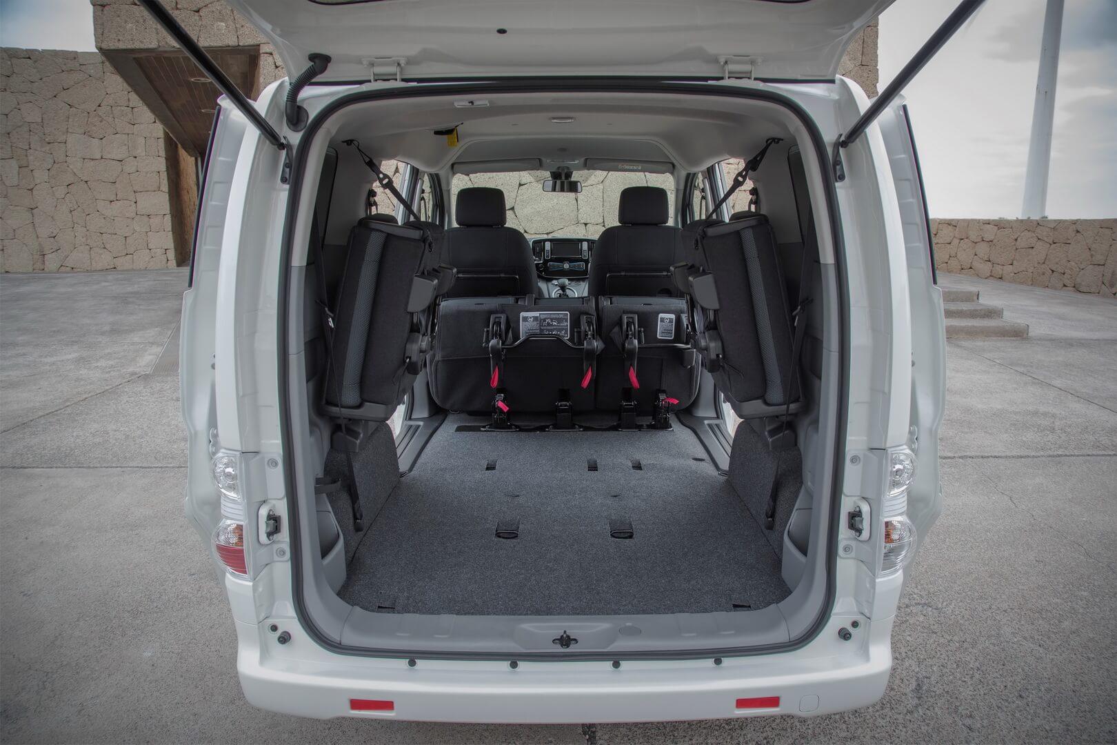 Фотография экоавто Nissan e-NV200 (40 кВт•ч) - фото 11
