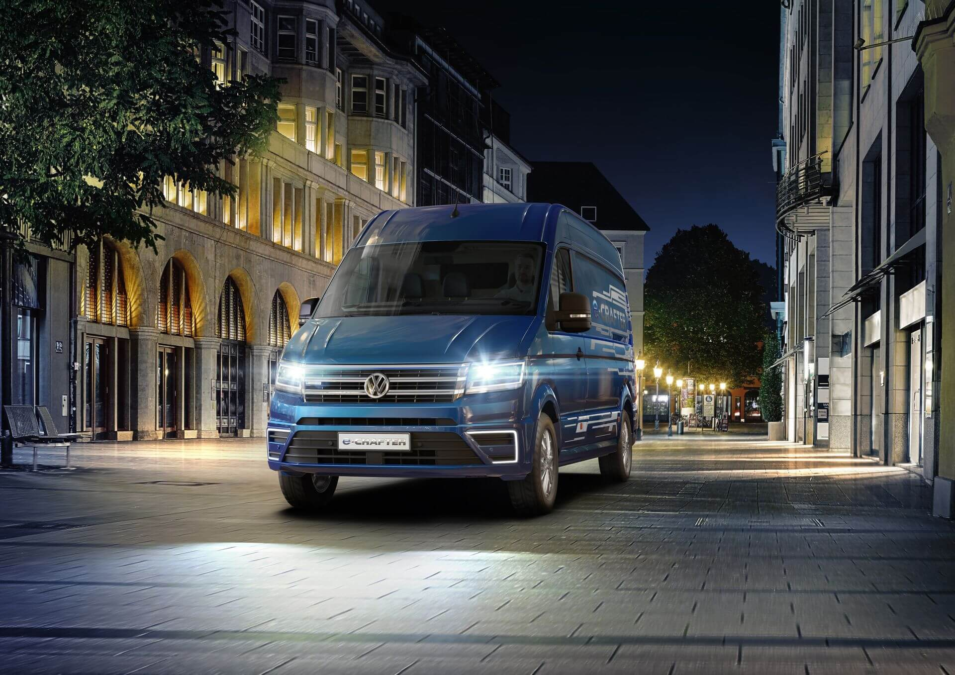 Фотография экоавто Volkswagen e-Crafter