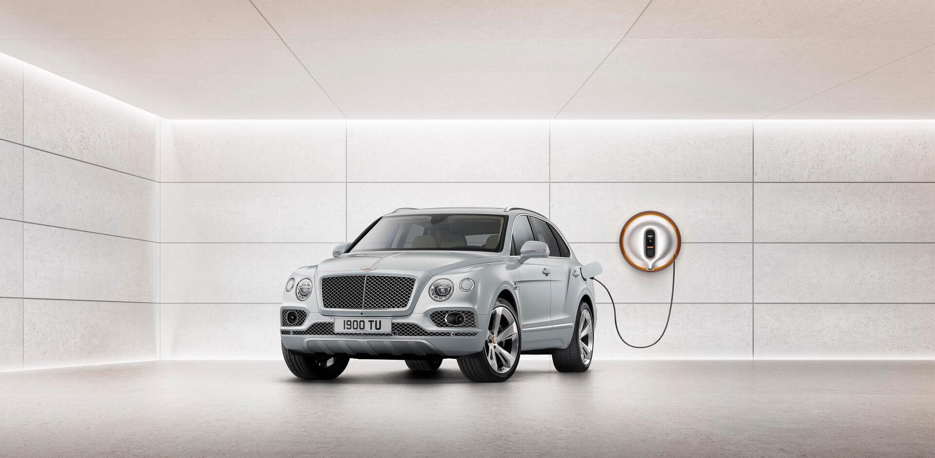Фотография экоавто Bentley Bentayga Hybrid - фото 13