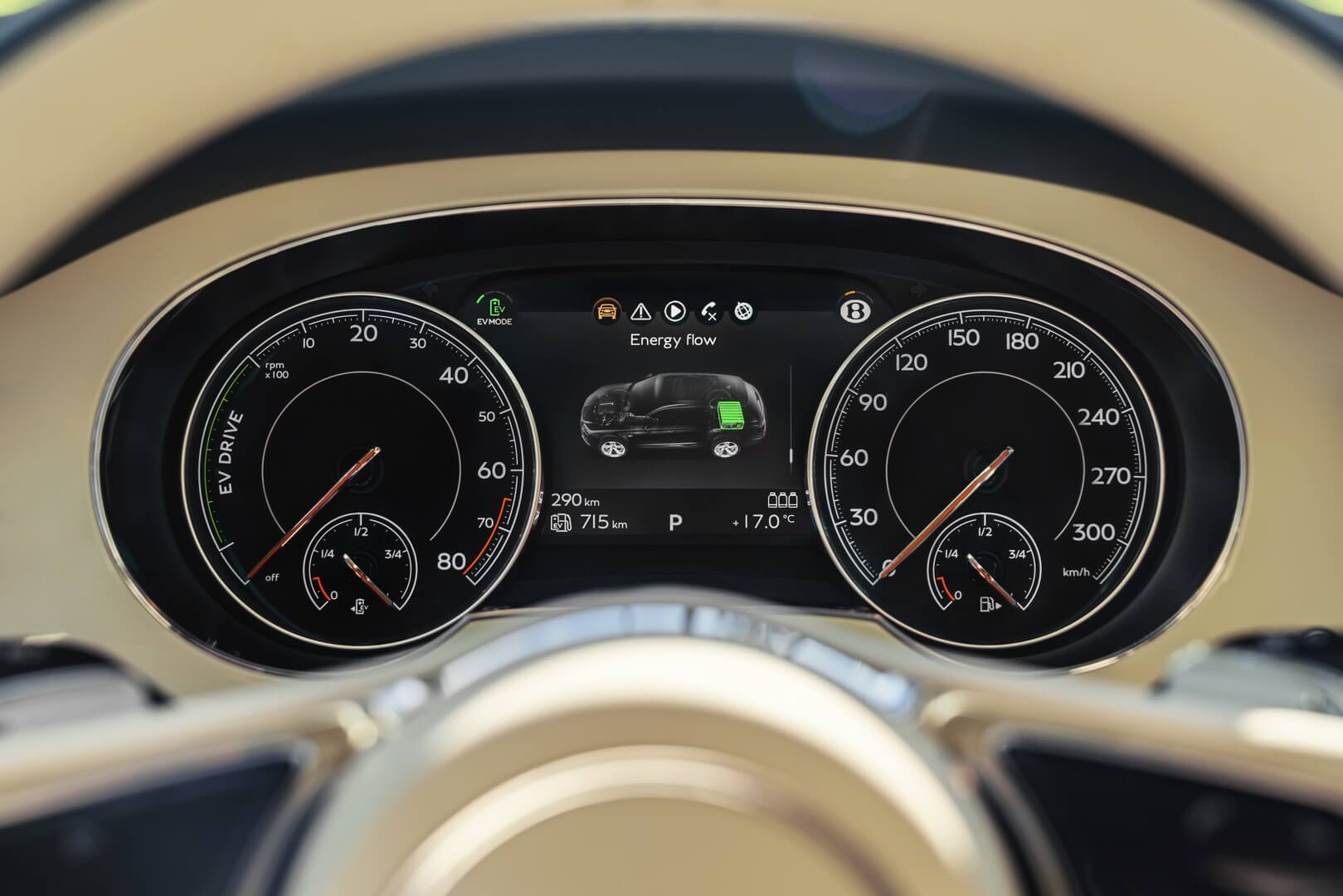 Фотография экоавто Bentley Bentayga Hybrid - фото 21