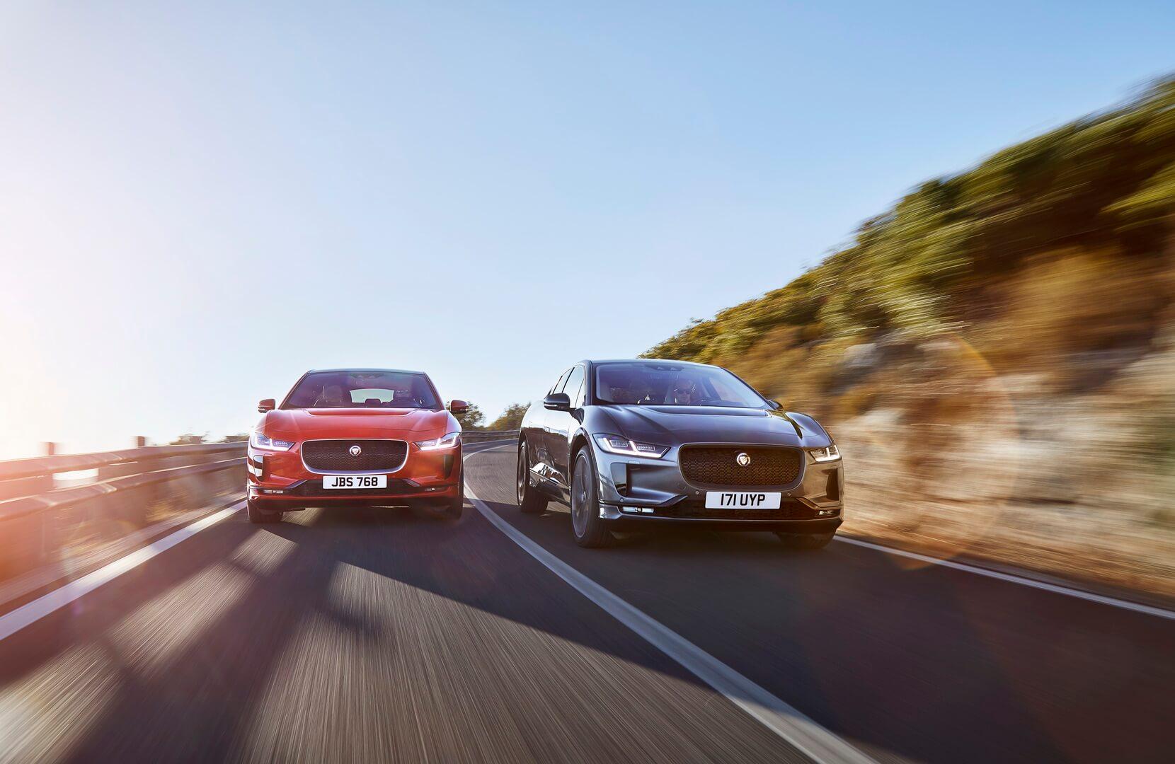 Фотография экоавто Jaguar I-Pace