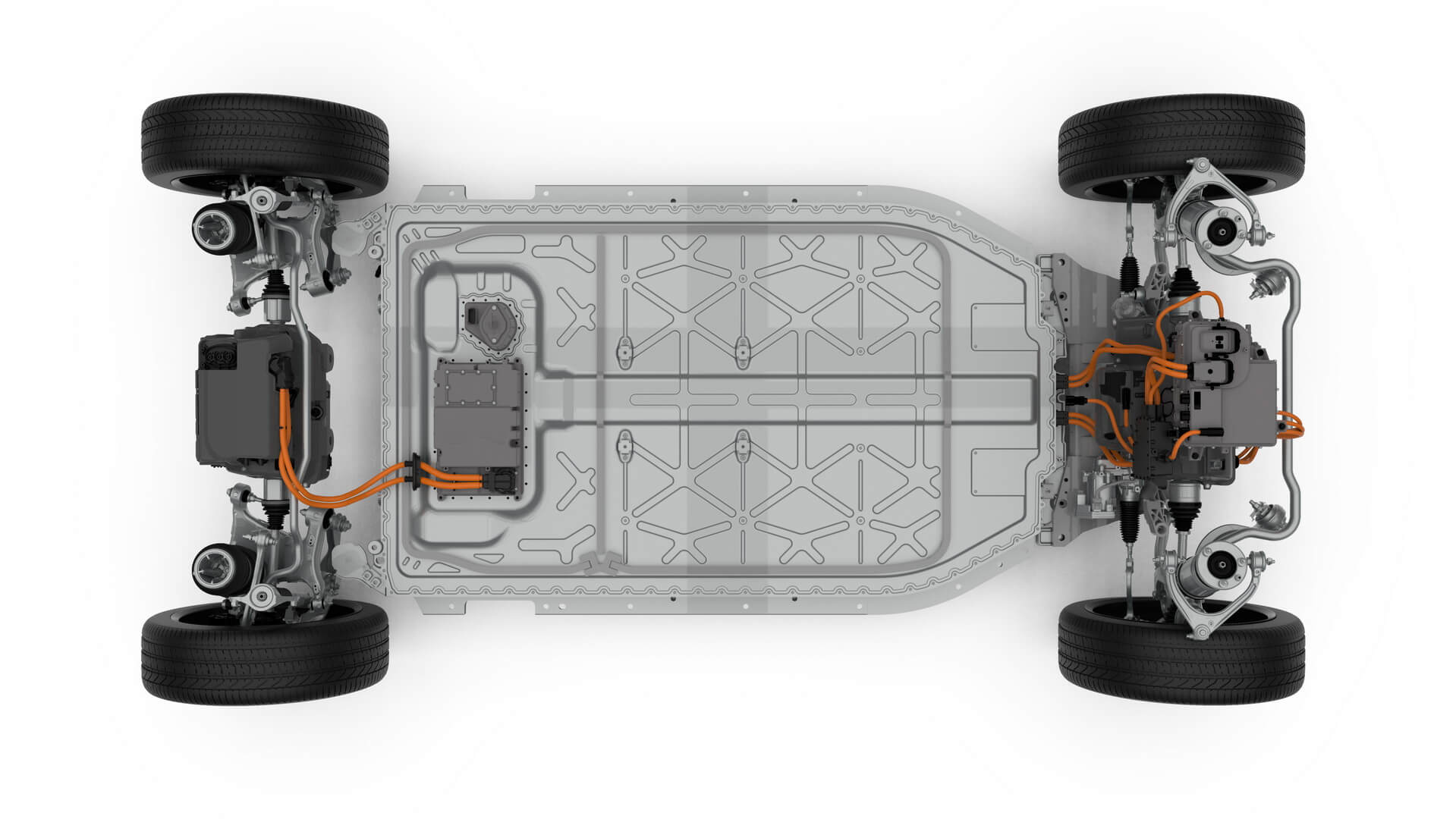 Аккумуляторная батарея Jaguar I-PACE