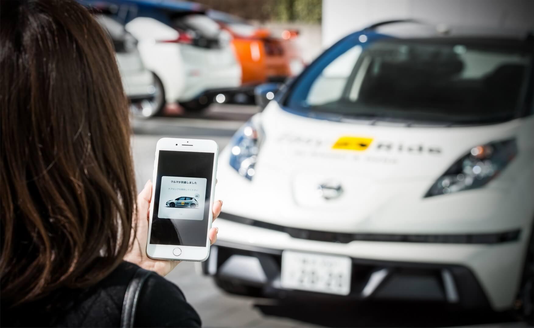 Мобильное приложение для заказа беспилотного такси Easy Ride