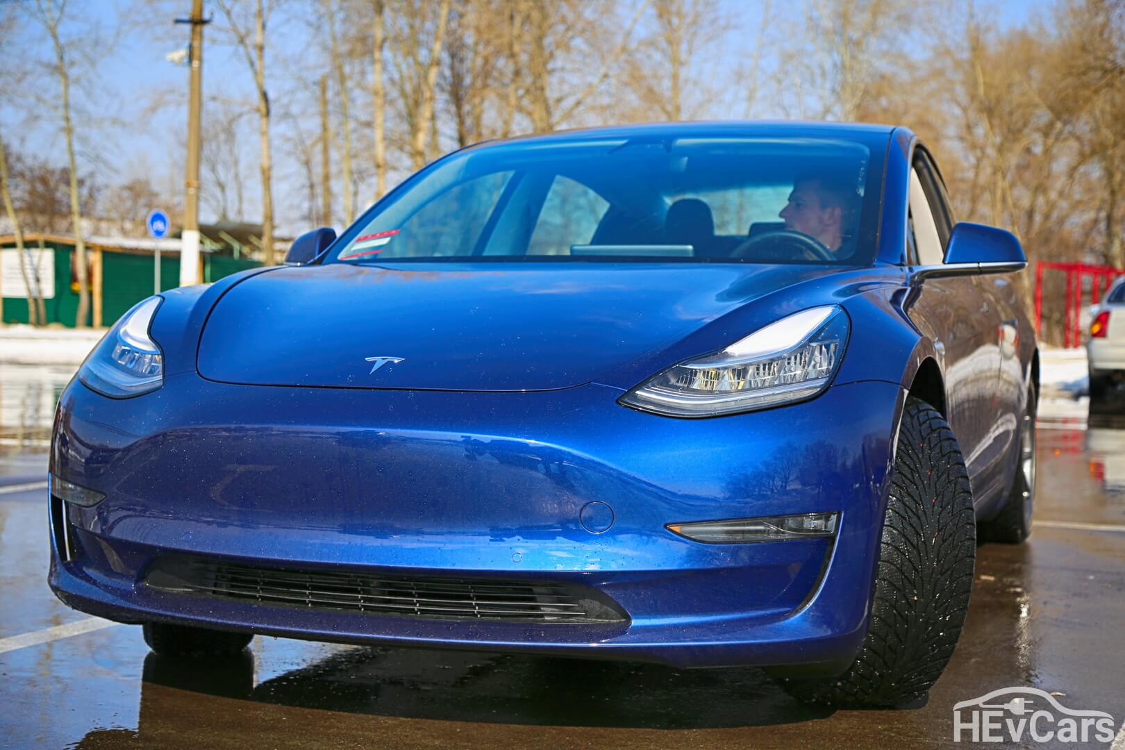 Tesla Model 3 Long Range — фото 2