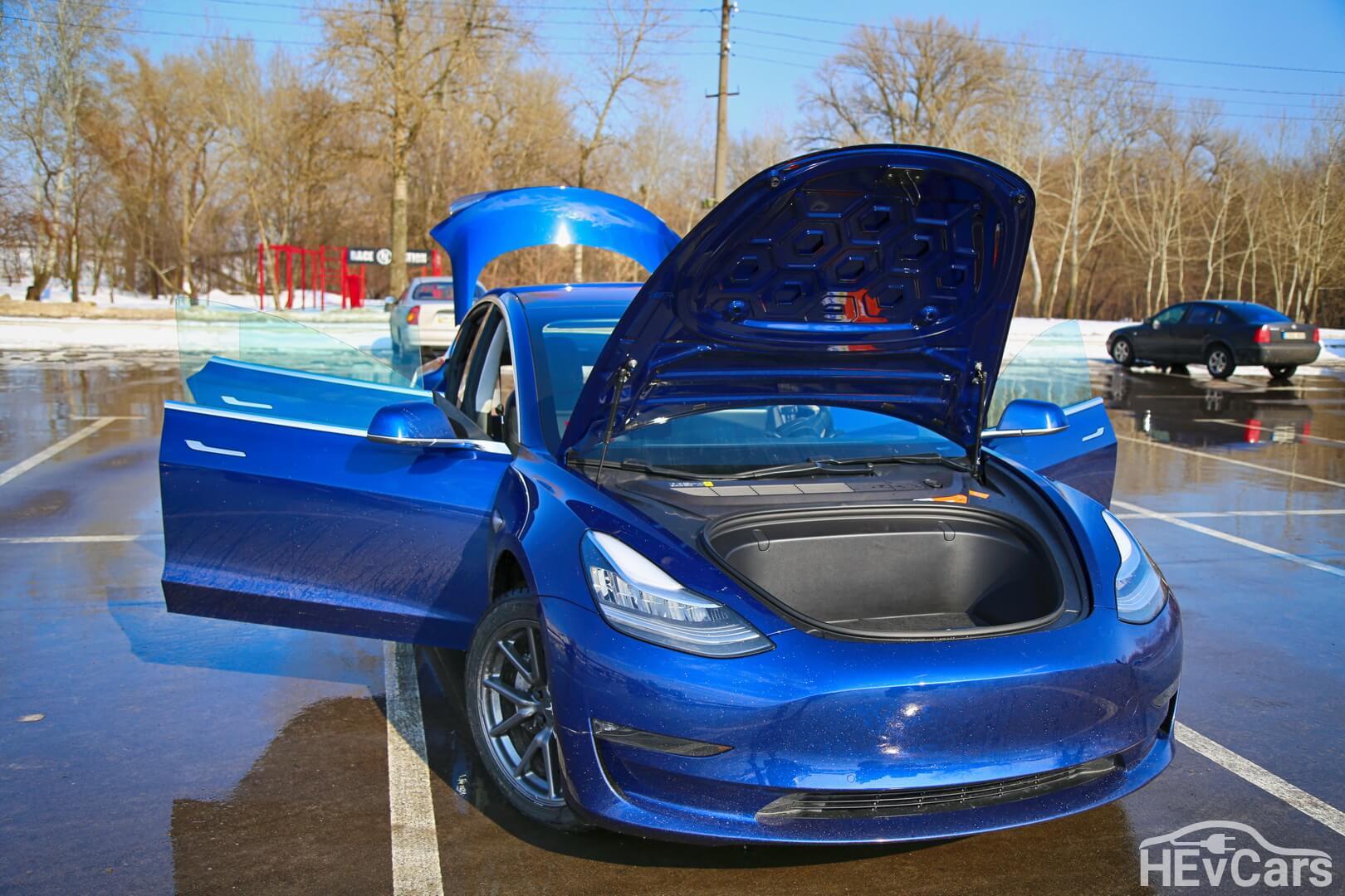 Tesla Model 3 Long Range — фото 3