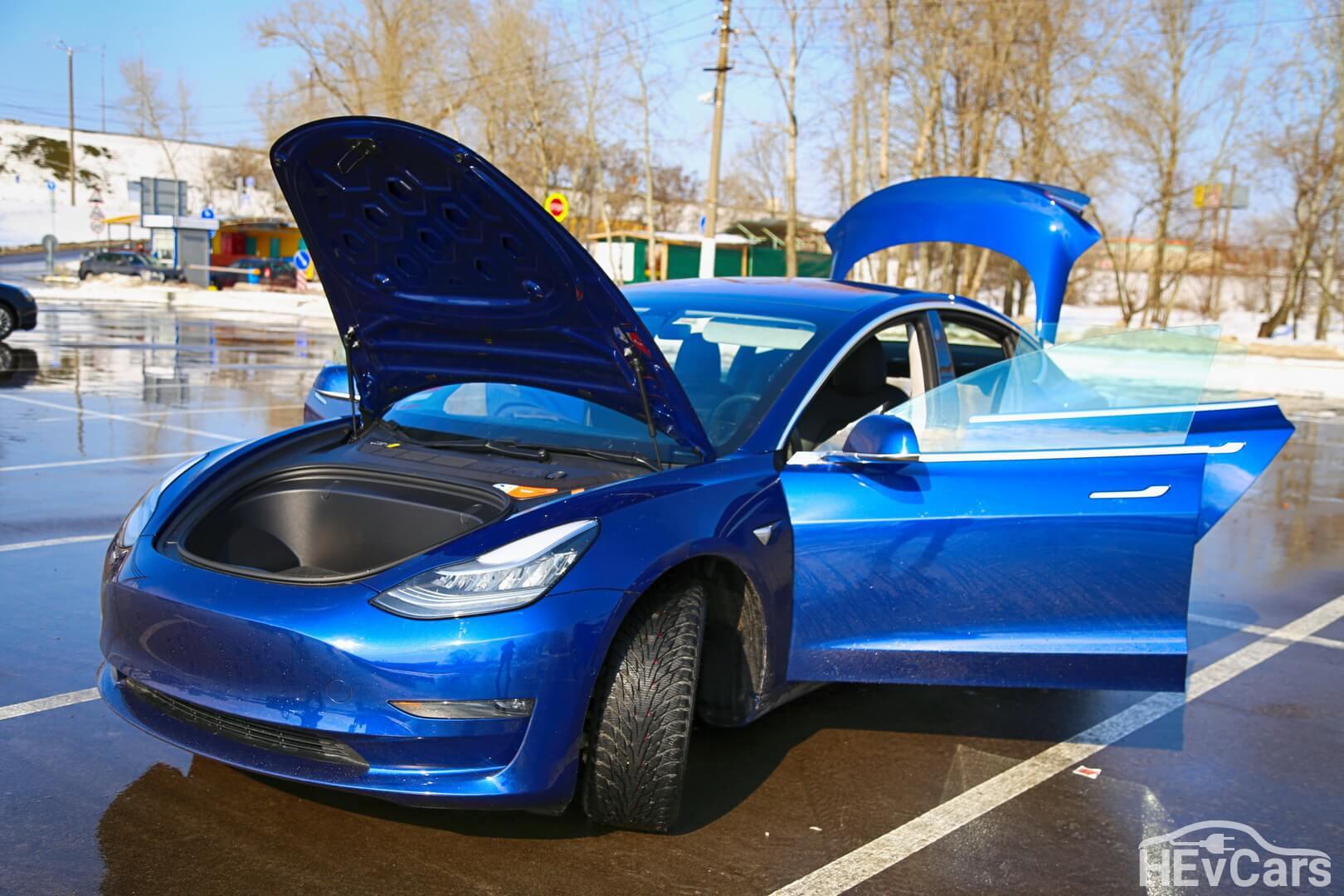Tesla Model 3 Long Range — фото 4