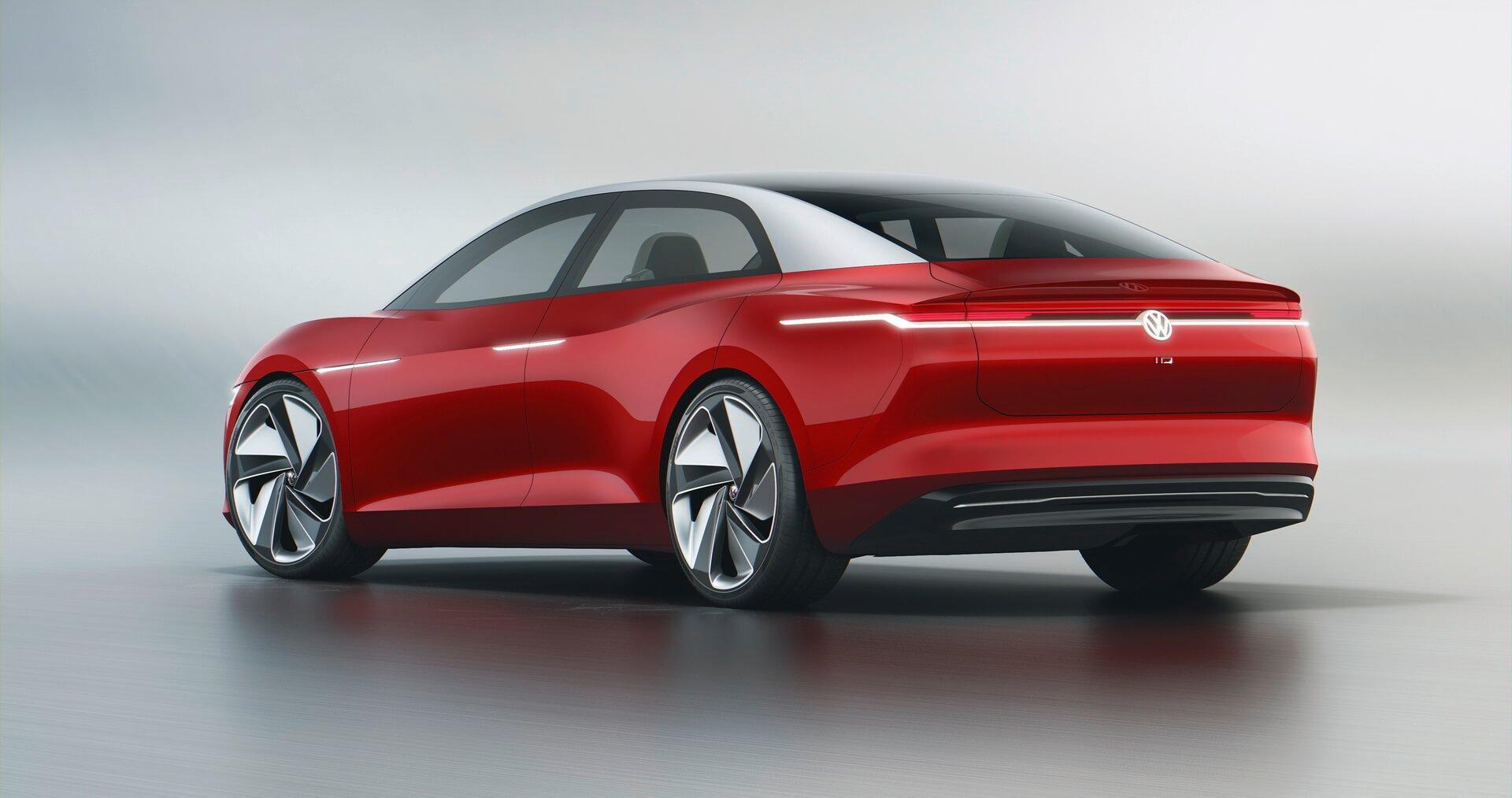 Фотография экоавто Volkswagen ID. VIZZION - фото 8