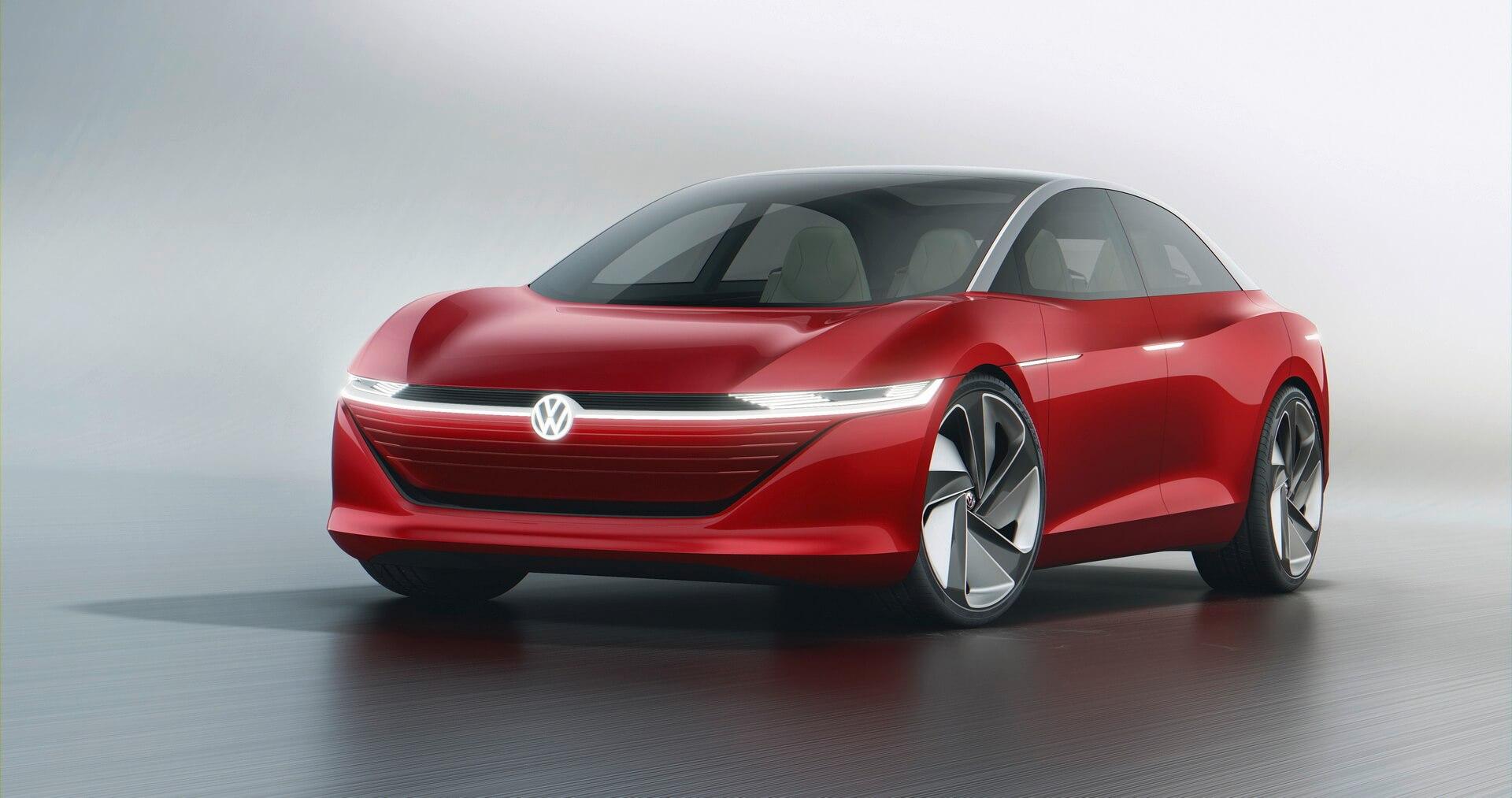Фотография экоавто Volkswagen ID. VIZZION - фото 7