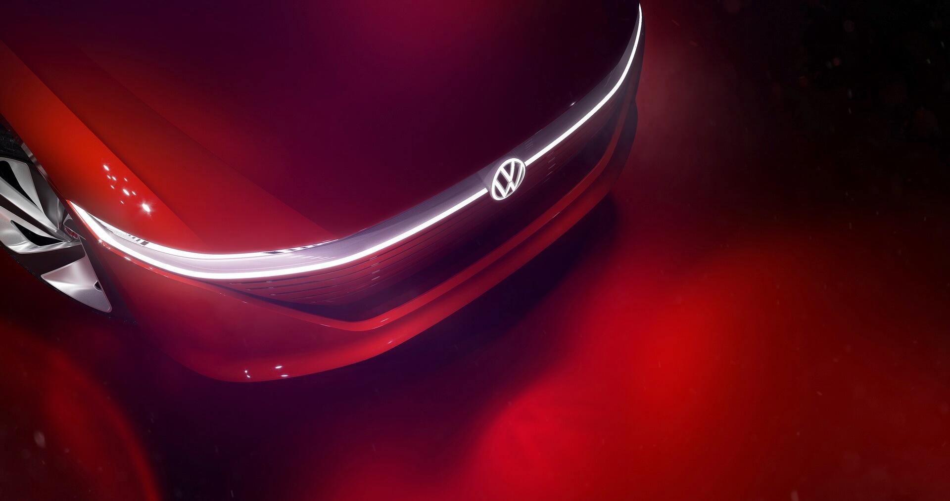 Фотография экоавто Volkswagen ID. VIZZION - фото 5