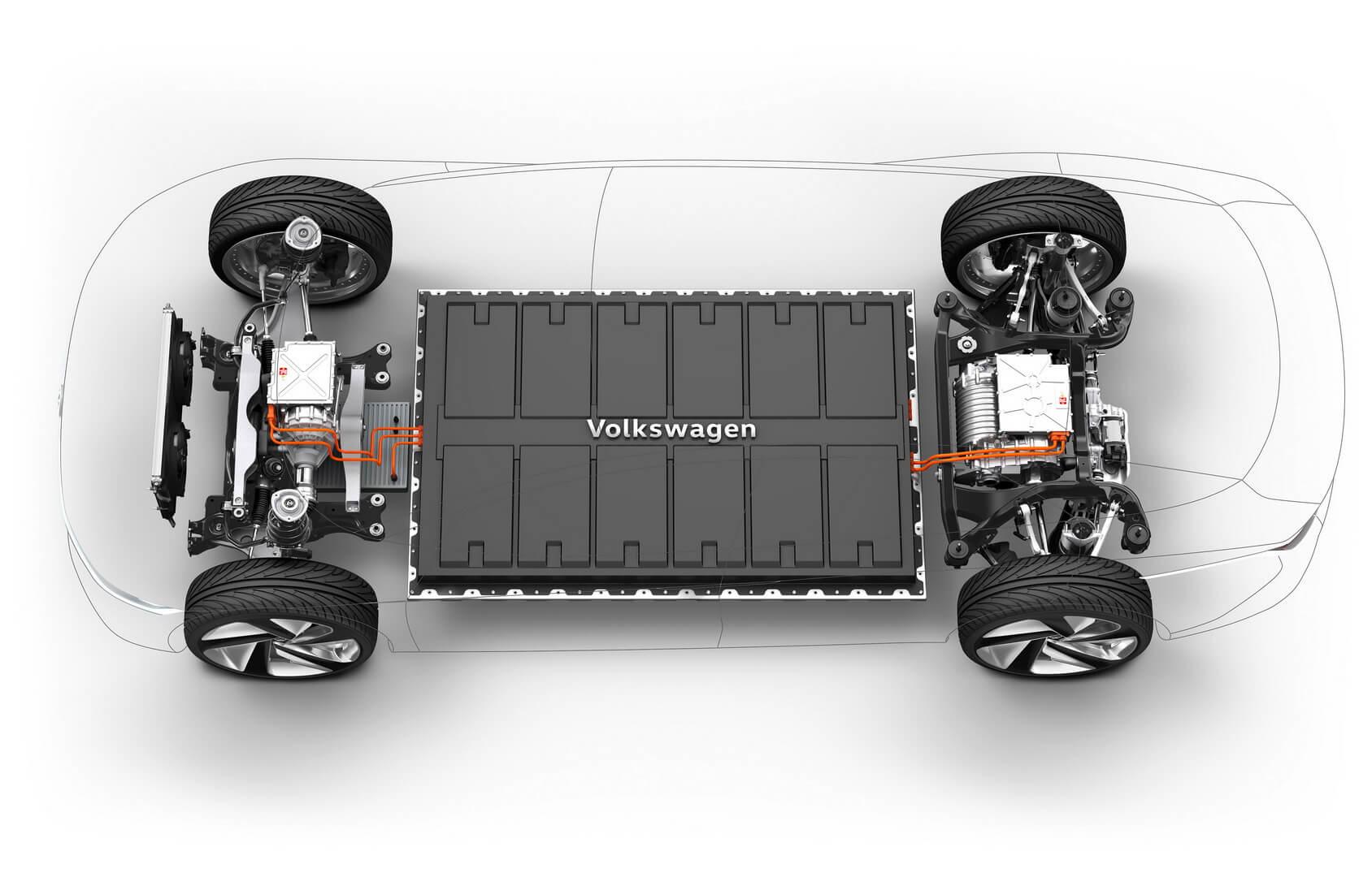 Фотография экоавто Volkswagen ID. VIZZION - фото 28