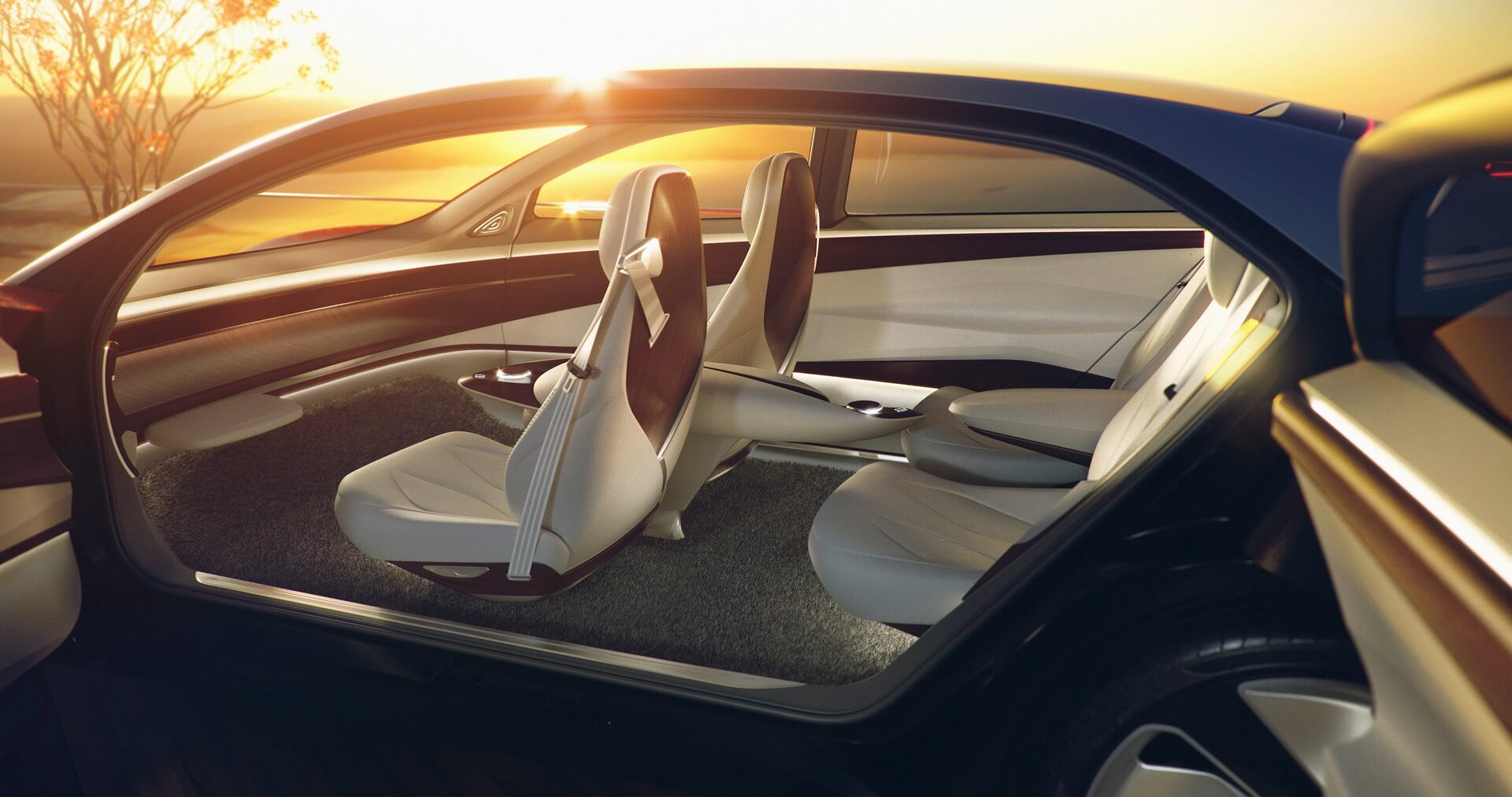 Фотография экоавто Volkswagen ID. VIZZION - фото 22
