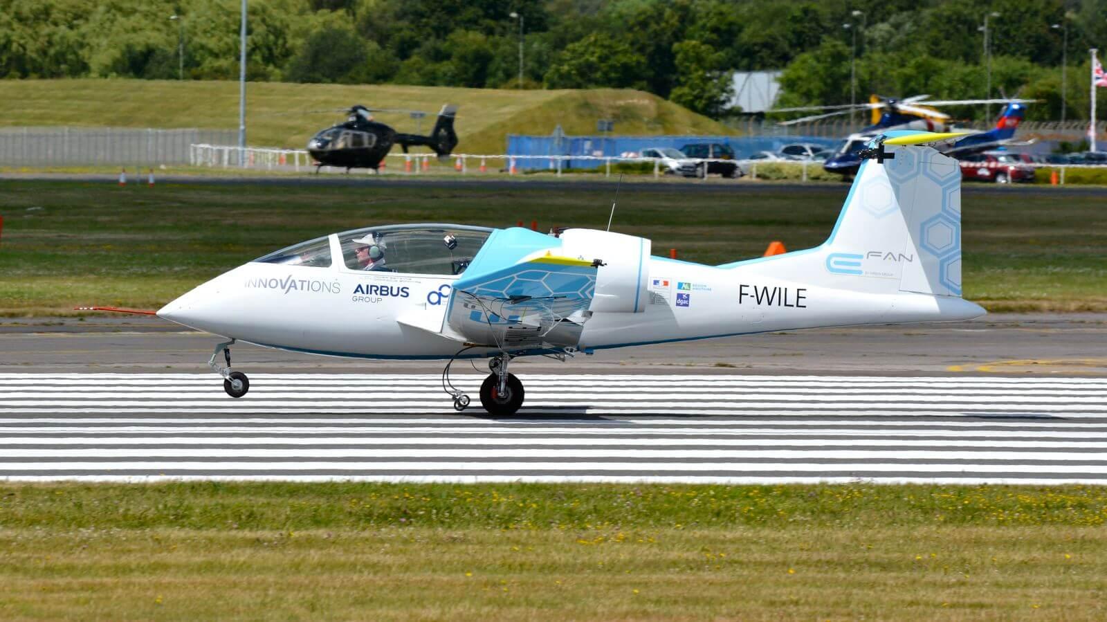 Норвегия планирует первой в мире перейти на электрические самолеты к 2040 году