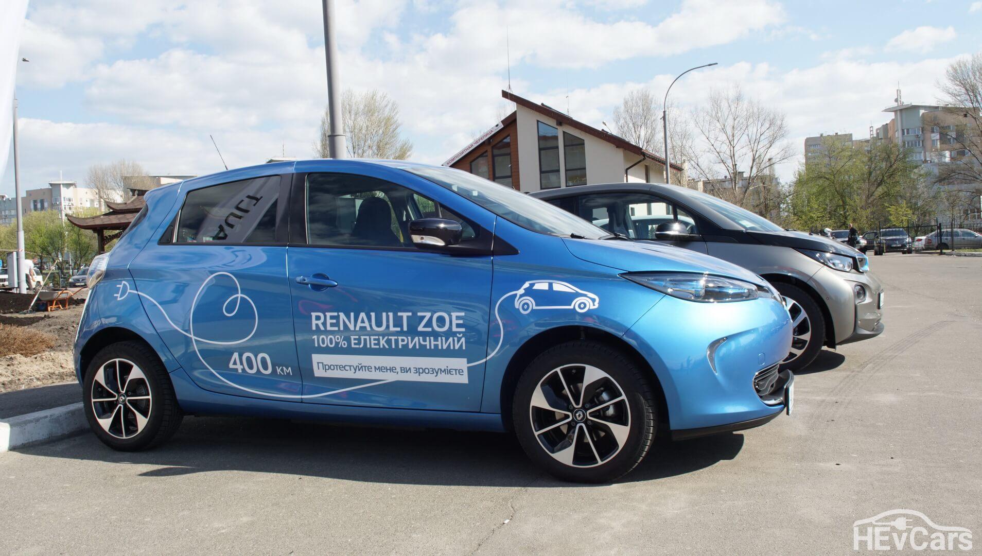 Renault анонсировала новую версию ZOE с запасом хода 400 км (по NEDC)