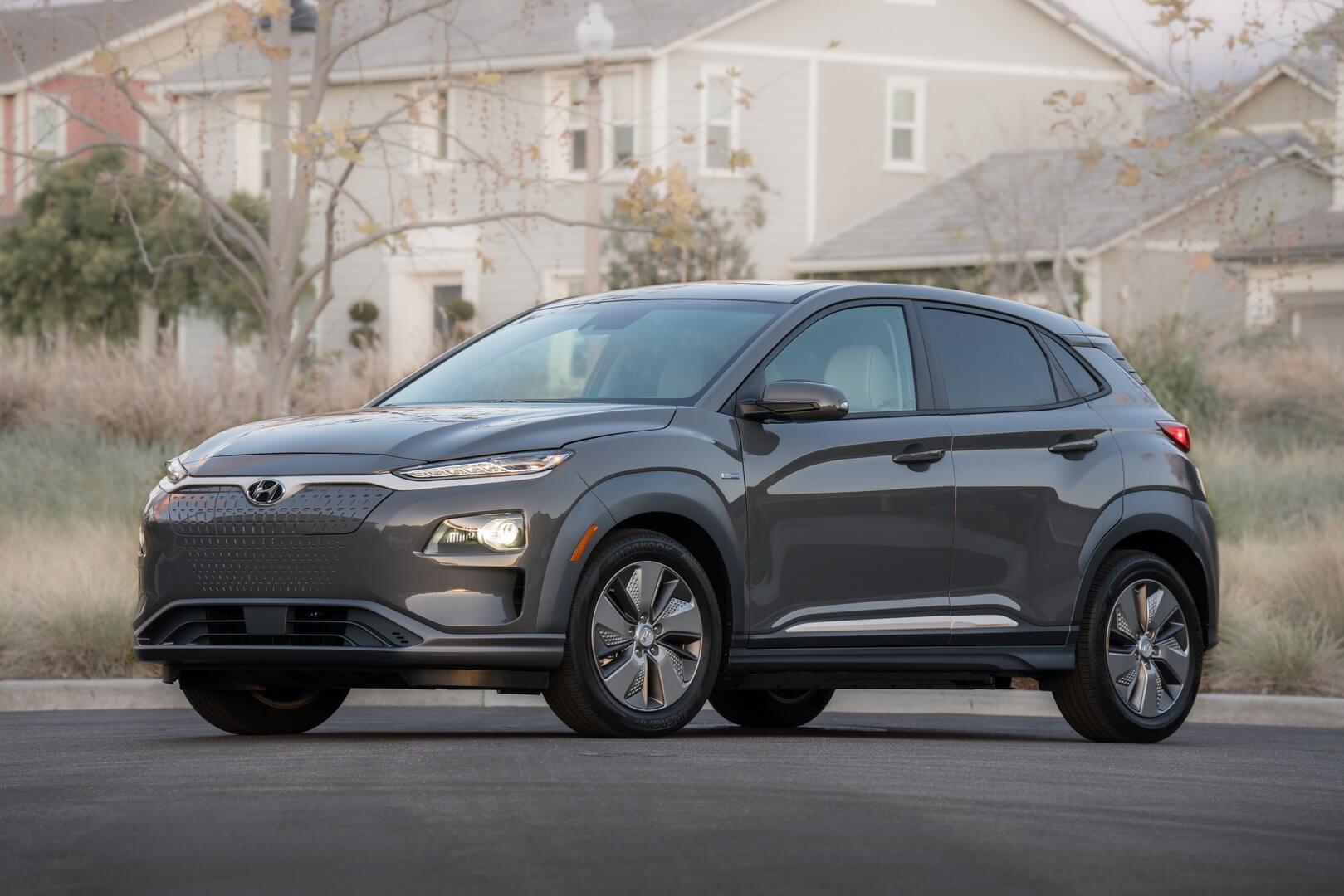 Самый долгий срок поставки у электромобиля Hyundai Kona Electric