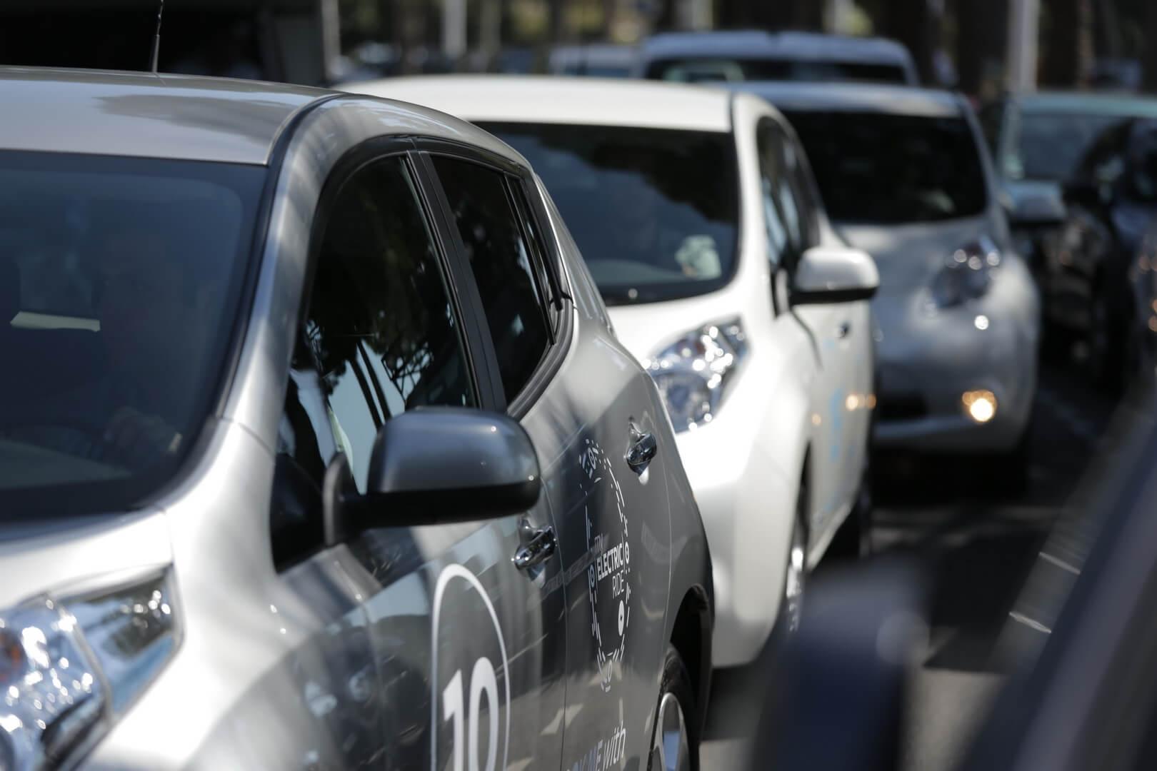Самым распространенным вНорвегии является Nissan Leaf