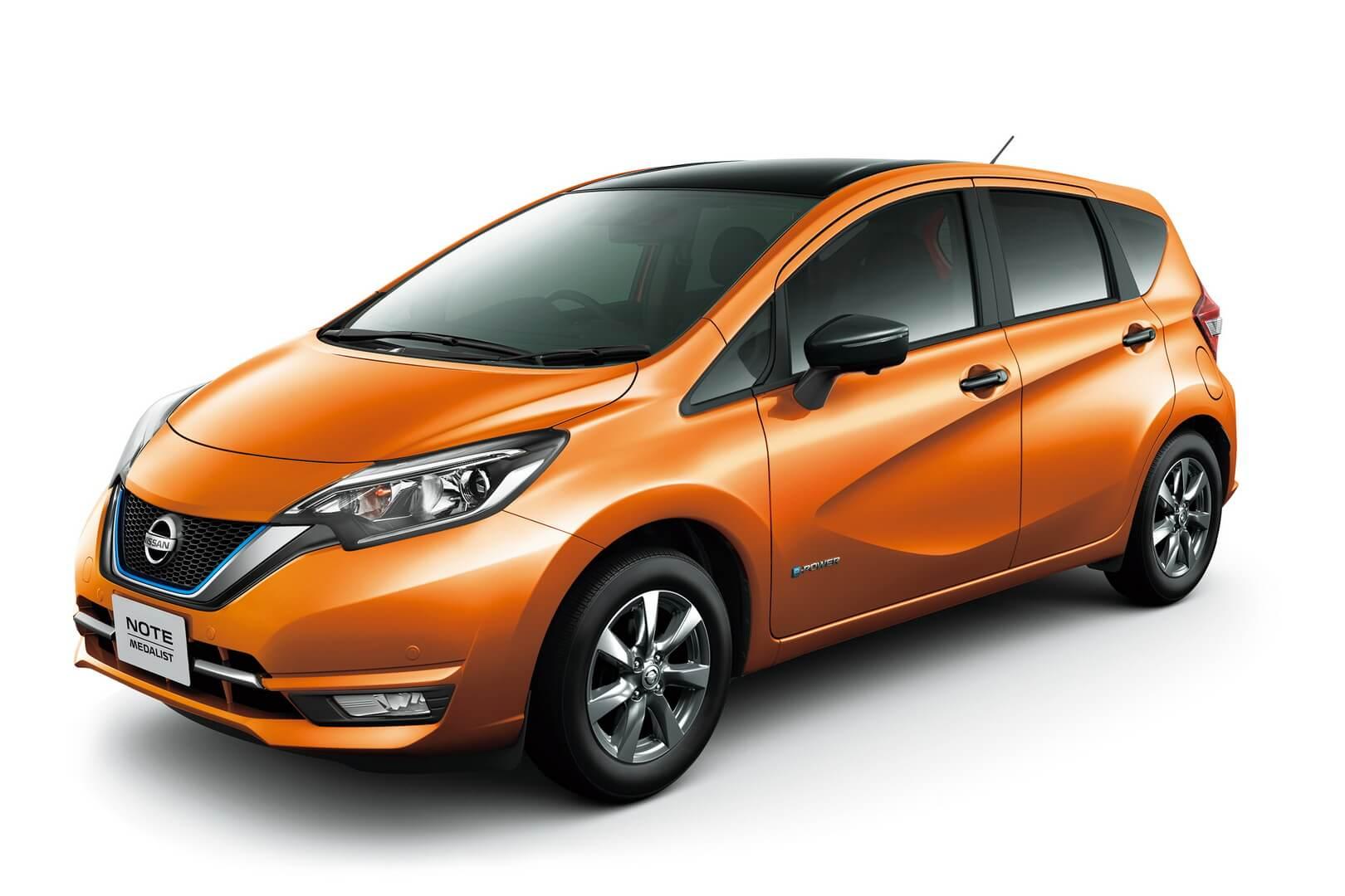 Nissan NOTE с технологией e-POWER