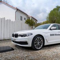 Фотография экоавто BMW 530e iPerformance - фото 21